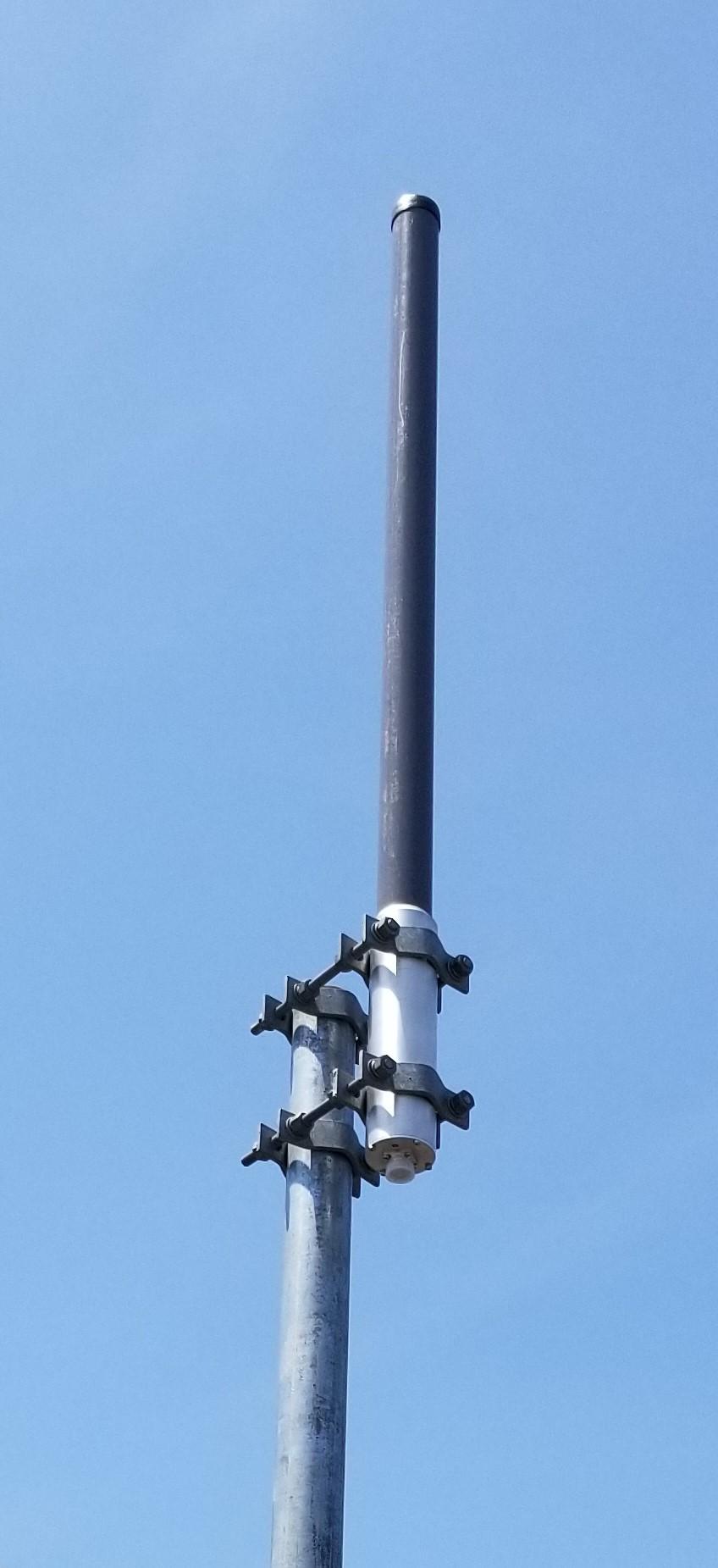 740-870MHz V-POL OMNI ANTENNA, 5.5dBd